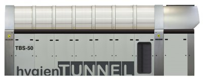 TUNNEL DE LAVAGE TBS-50 HYGIEN